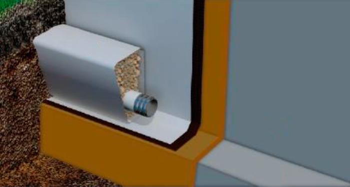 Muro flexorresistente doble cara con napa