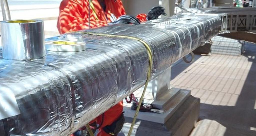 3M™ Manta Endotérmica para Cables