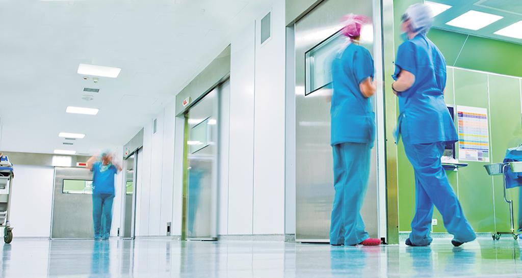 Soluciones Cortafuego para Hospitales