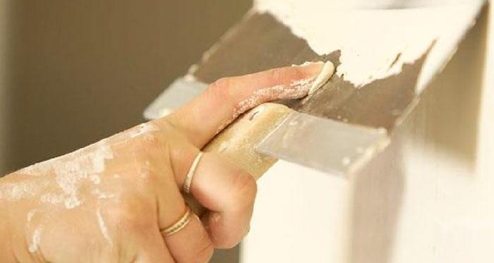 Pasta muro exterior