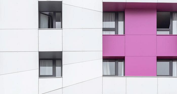 Placas de exterior - Meteon Unicolor