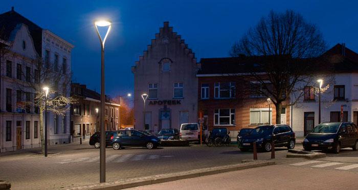 Iluminación para calles y carreteras Yoa