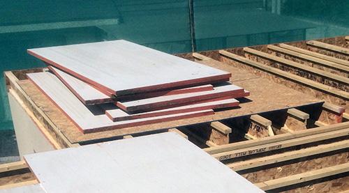 Tablero estructural para Piso Mezanino